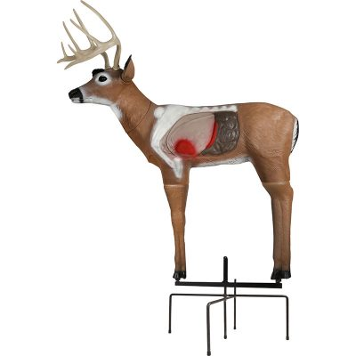 Archers Choice® Real World Buck 3D Archery Target with Swivel Stand
