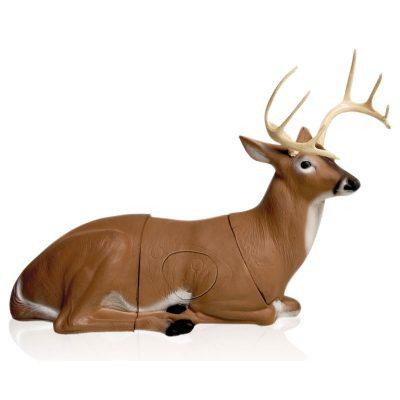 Bedded Buck 3D Archery Target