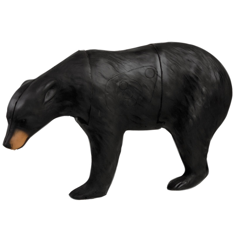 Delta McKenzie Targets - Medium Black Bear