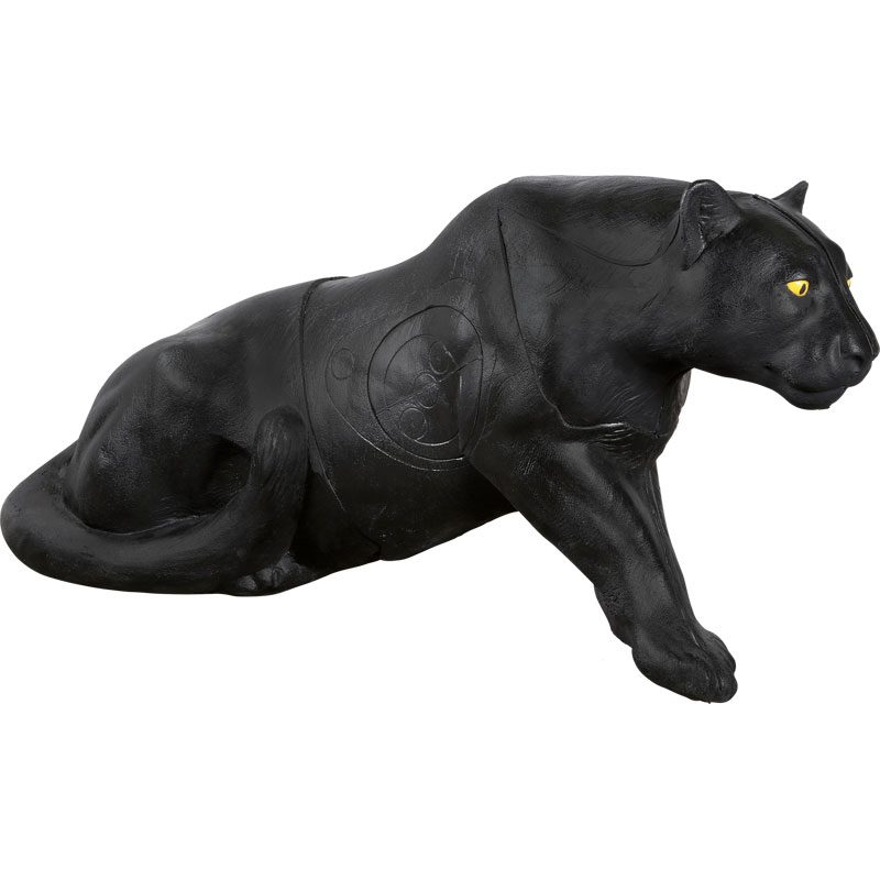 Delta McKenzie Targets - Black Panther 3D Archery Target