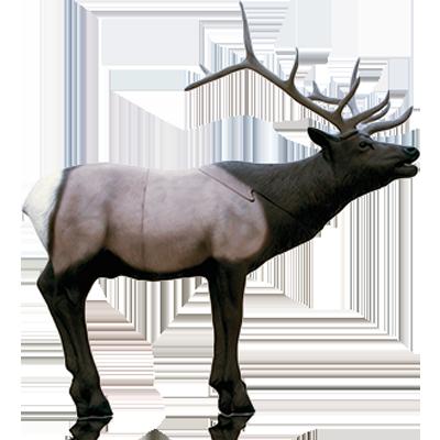 Elk 3D Archery Target