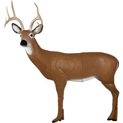 Large Alert Deer 3D Archery Target