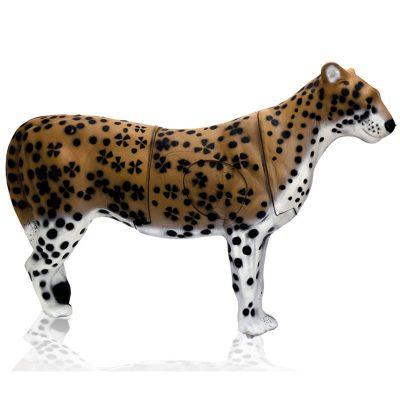 African Leopard 3D Archery Target