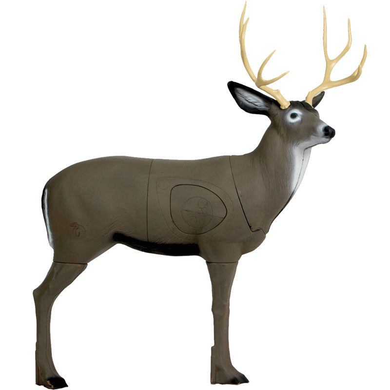 Delta McKenzie Targets - Mule Deer 3D Archery Target
