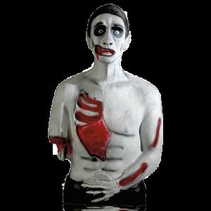 Delta McKenzie Targets - Undead Fred Zombie