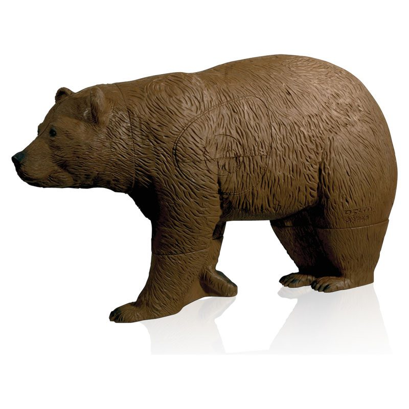 Delta McKenzie - Walking Brown Bear 3D Archery Target