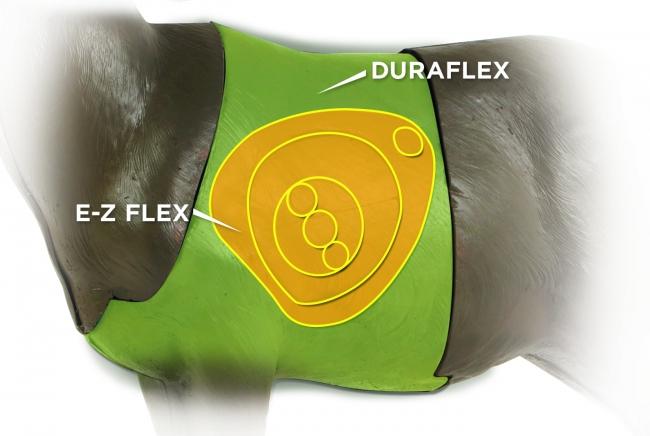 Delta McKenzie Targets - EZ Flex