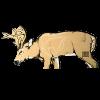 Delta McKenzie Targets - Cardboard Deer