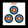 Delta McKenzie Targets - Vegas Spot