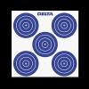 Delta McKenzie Targets - 5 Spot Indoor Target