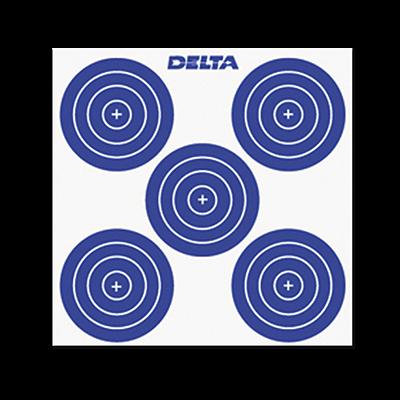 5 Spot NFAA Paper Target