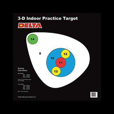 ASA D.A.I.R Paper Target