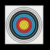 Delta McKenzie Targets - FITA Single Spot