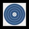 Delta McKenzie - NFAA Single Spot Target