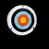 Delta McKenzie Targets - Round Target