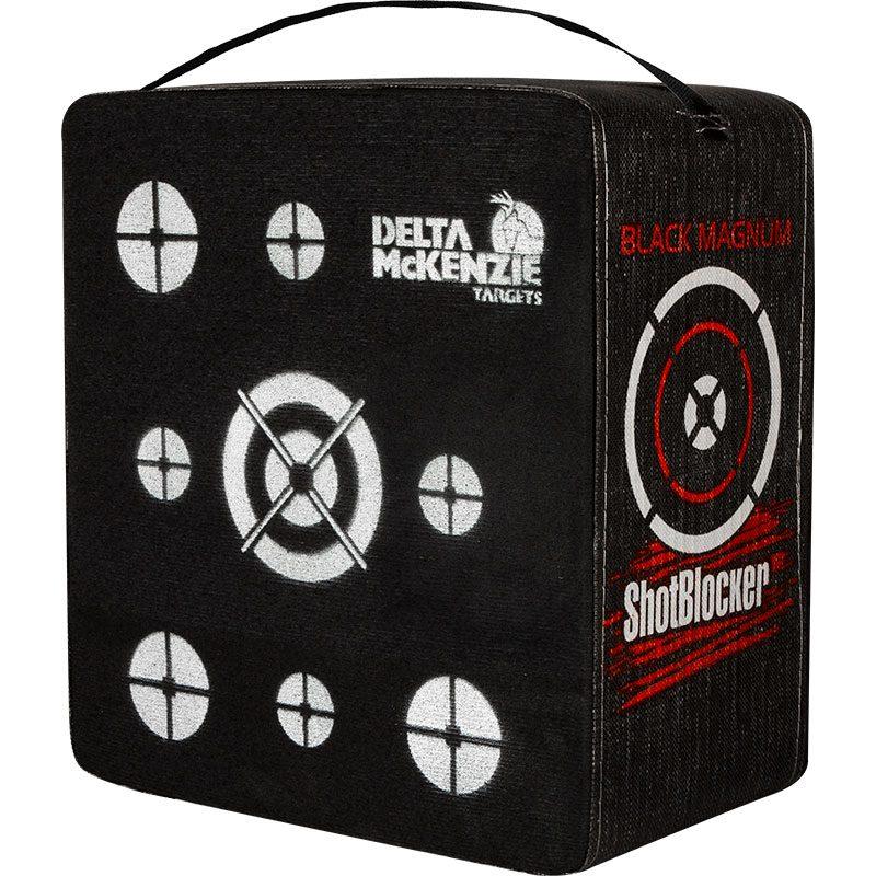 Delta McKenzie Targets - Black Magnum Layered Archery Target