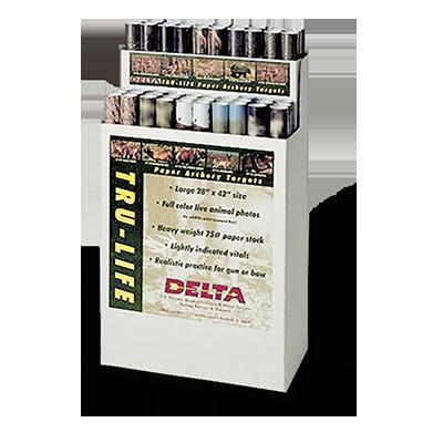 Delta McKenzie Targets - Trulife Display