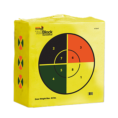 TuffBlock Gameshot Archery Target