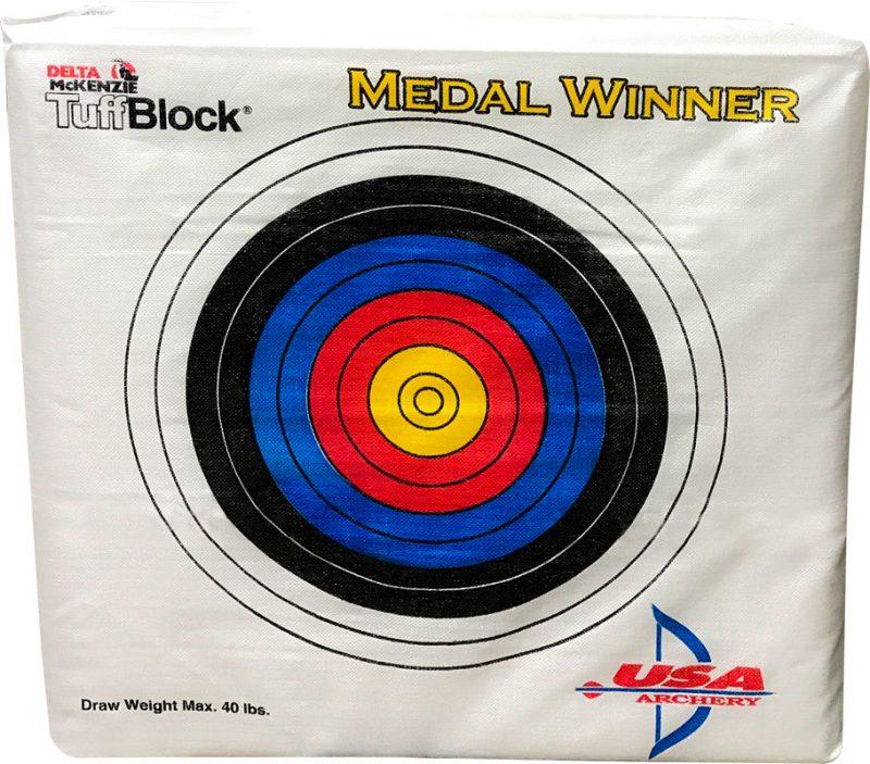 Delta McKenzie - Tuffblock Medal Winner Archery Target