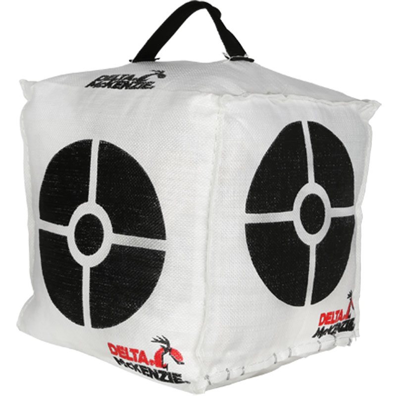 Delta McKenzie Targets - Whitebox Bag