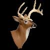 Delta McKenzie - Bedded Buck 3D Archery Target Replacement Head