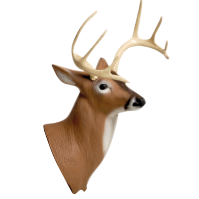 Bedded Buck 3D Archery Target Replacement Head