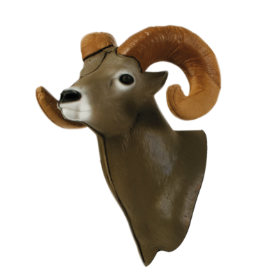 Bighorn Sheep 3D Archery Target Replacement Head