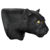 Delta McKenzie - Black Panther 3D Archery Target Replacement Head