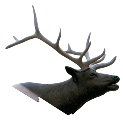 Elk 3D Archery Target Head Replacement