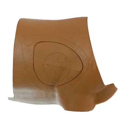 XL Deer 3D Archery Target Replacement Midsection