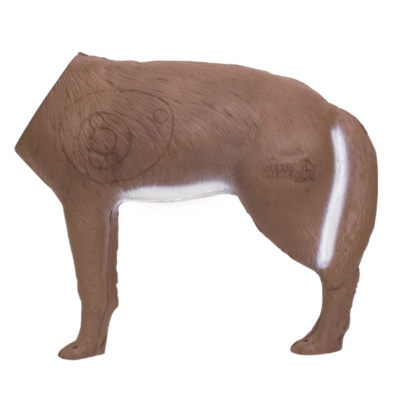 Howling Coyote 3D Archery Target Replacement Body