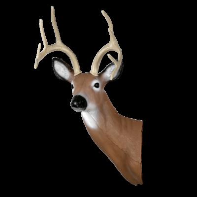 Large Alert Deer 3D Archery Target Head Replacement