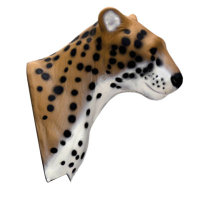 Leopard 3D Archery Target Head Replacement