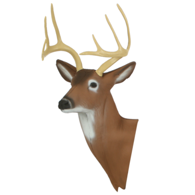 Medium Deer 3D Archery Target Head Replacement