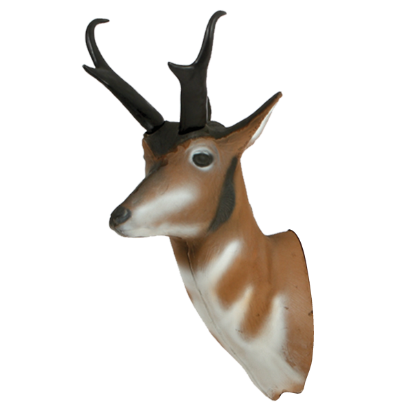 Pronghorn Antelope Archery Target Replacement Head