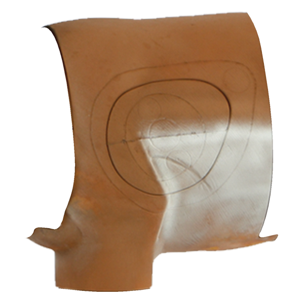 Pronghorn Antelope Archery Target Replacement Mid