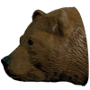 Delta McKenzie - Walking Brown Bear Replacement Head