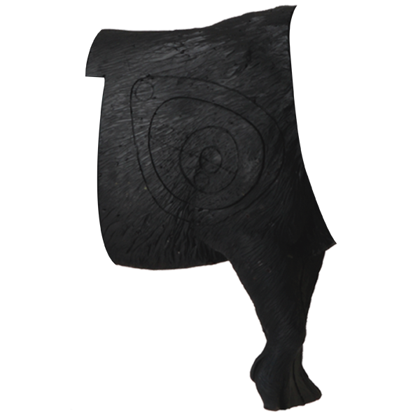 Wild Boar 3D Archery Target Replacement Midsection
