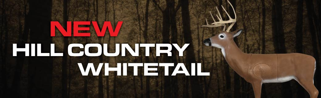 Delta McKenzie Targets - New Hill Country Whitetail