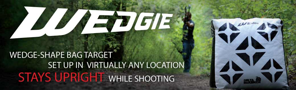 Delta McKenzie Targets - Wedgie Banner