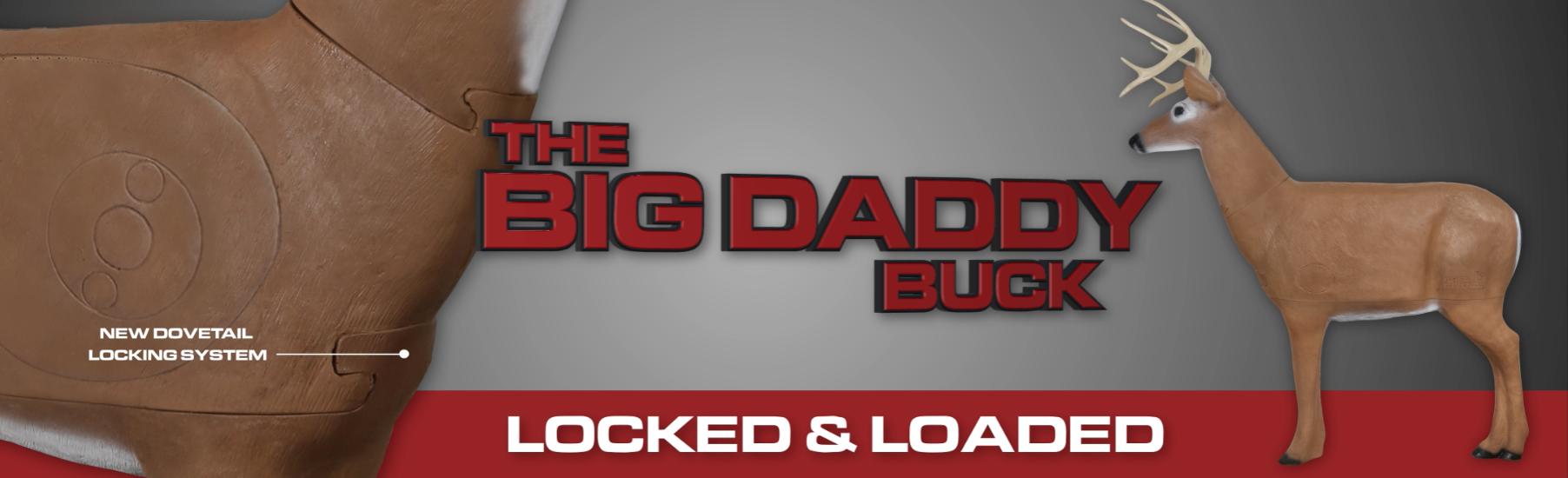 Delta McKenzie Archery Targets - Big Daddy Slider