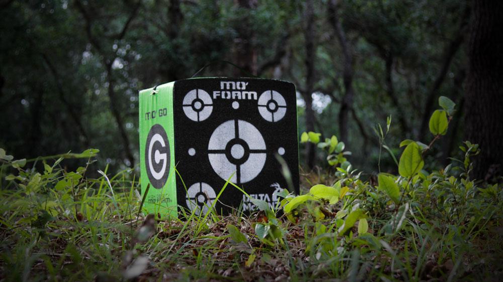 Delta McKenzie - Mo' Go Mo' Foam Layered Archery Target