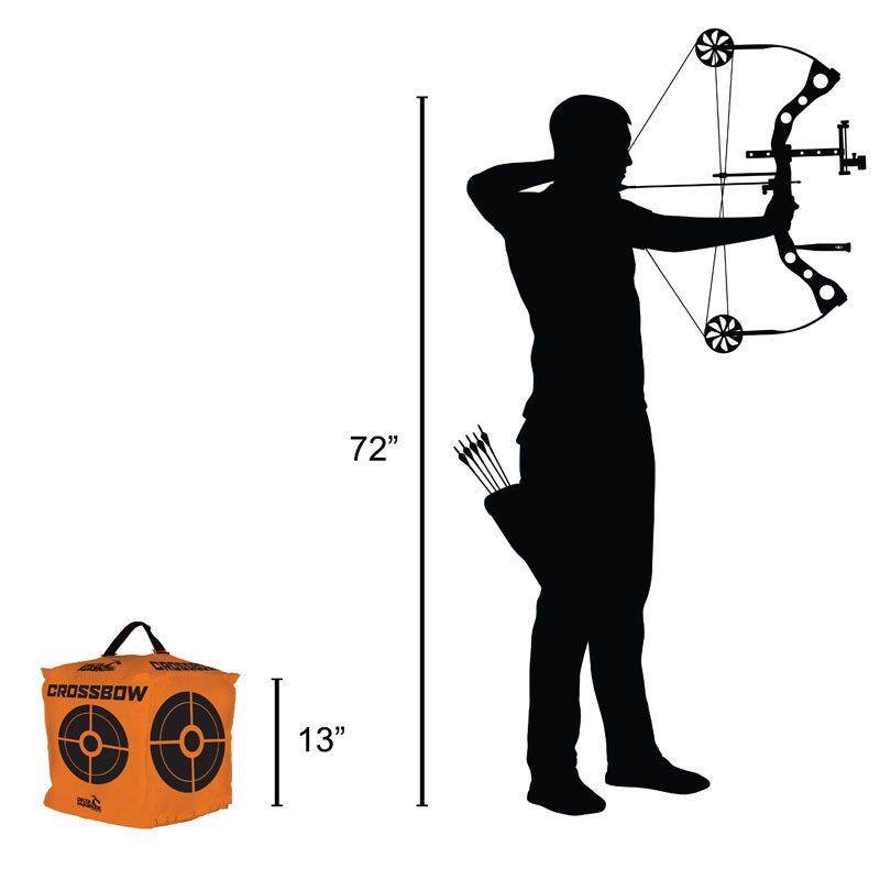 Delta McKenzie - Crossbow Bag Archery Target