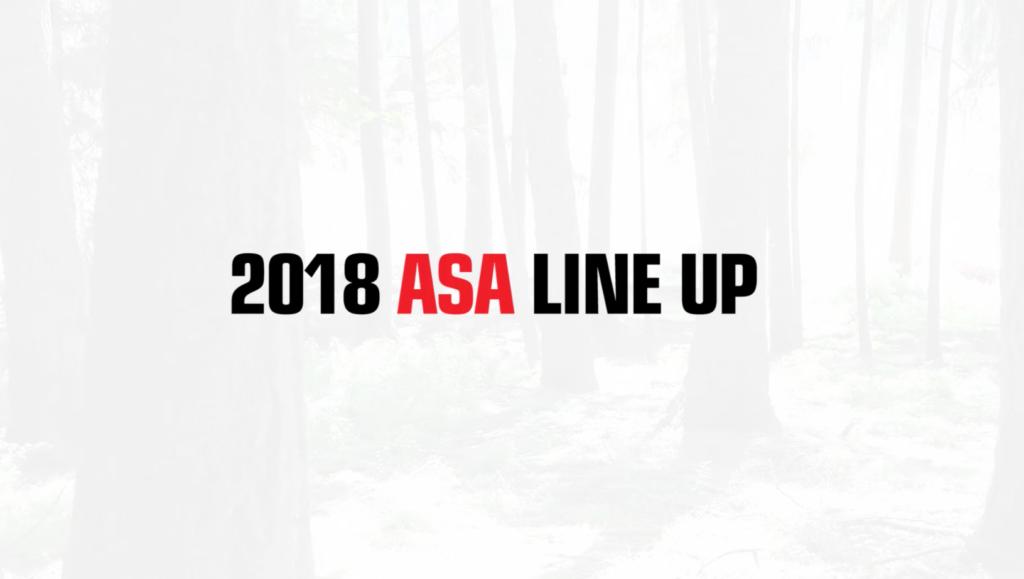 Delta McKenzie ASA 2018 Target Line Up