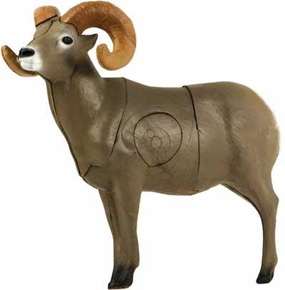 Delta McKenzie Archery Targets - Bighorn sheep