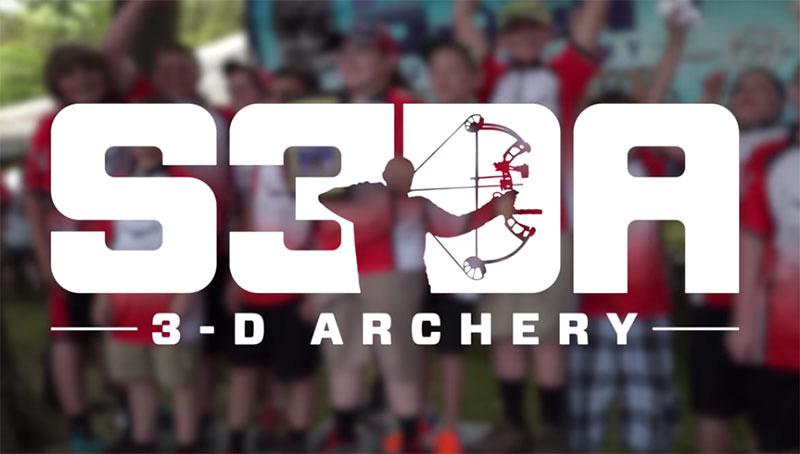 Scholastic 3-D Archery s3da3