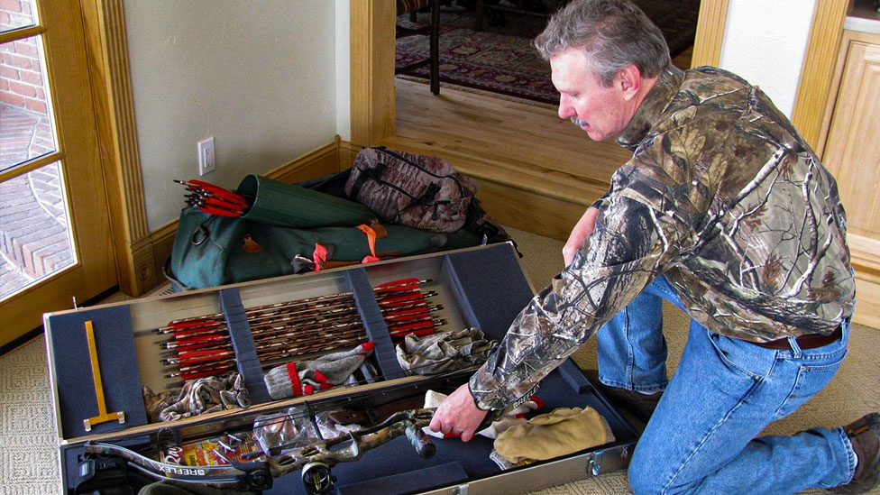 Airline Travel For Bowhunters