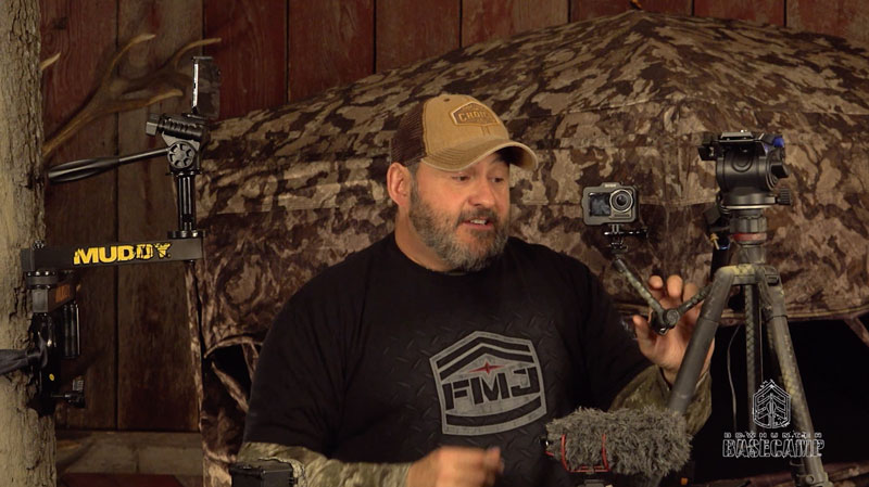 Bowhunter Basecamp - Filming your own hunts