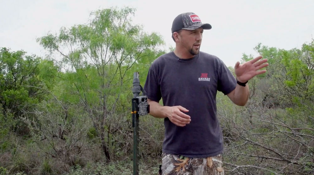How to set up trail cameras