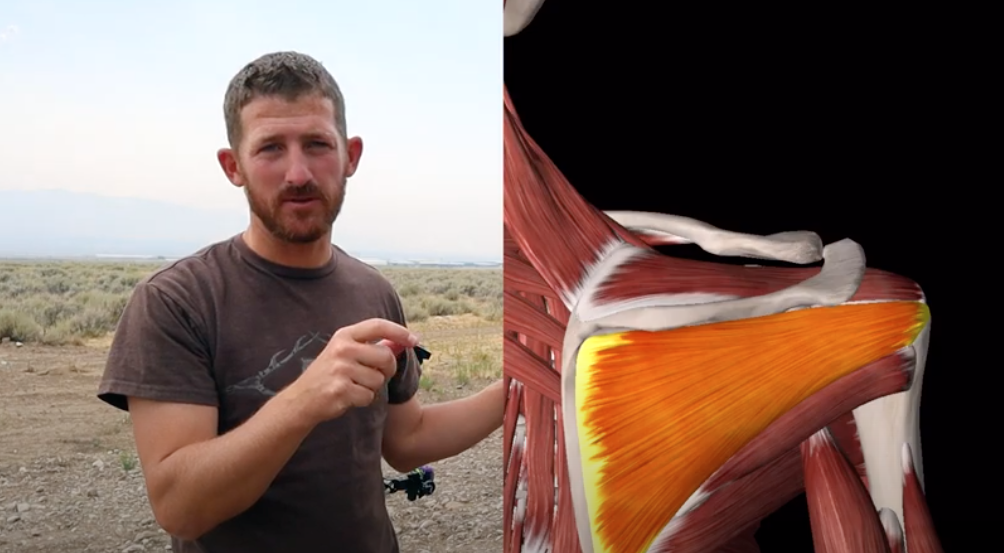Bowhunting Shoulder Injury